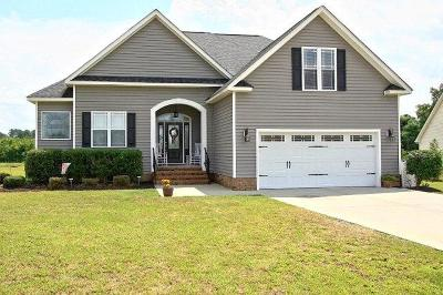 Goldsboro NC Single Family Home For Sale: $209,900