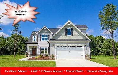 Pikeville Single Family Home For Sale: 231 Planters Ridge Drive