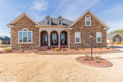 Wayne County Single Family Home For Sale: 103 Orpington Landing