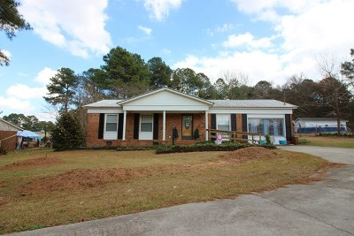 Dudley NC Single Family Home For Sale: $84,900