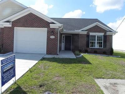 Goldsboro Townhouse For Sale: 112 Oxford Drive