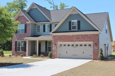 Goldsboro Single Family Home For Sale: 1106 Shelley Drive