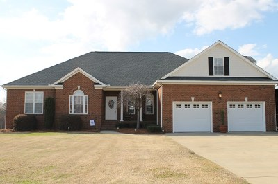 Goldsboro Single Family Home For Sale: 412 S Cottonwood Drive