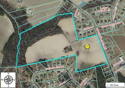 Wayne County Residential Lots & Land For Sale: 311 Charlie Braswell Road