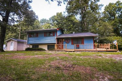 Goldsboro Single Family Home For Sale: 2490 Stevens Mill Road