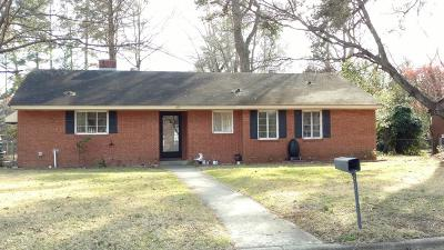 Goldsboro Single Family Home For Sale: 1512 Laurel St