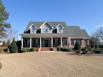 Goldsboro Single Family Home For Sale: 113 Harding Pl