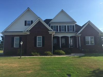 Snow Hill Single Family Home For Sale: 210 Azalea Lane