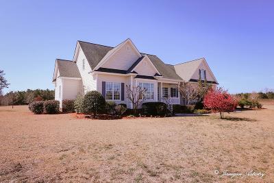 Wayne County Single Family Home For Sale: 1959 W Nc 222 Hwy