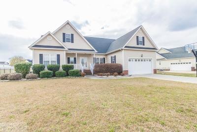 Goldsboro Single Family Home For Sale: 113 Remount Rd