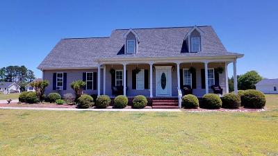 Goldsboro Single Family Home For Sale: 113 Clay Brooke Drive