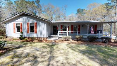 Goldsboro Single Family Home For Sale: 115 Fairmax Road