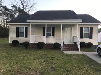 Goldsboro Single Family Home For Sale: 510 Orange Street