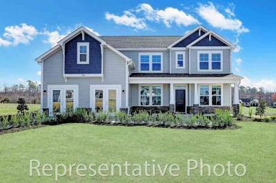 Princeton Single Family Home For Sale: 105 Mondavi