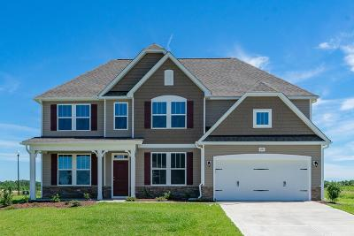 Princeton Single Family Home For Sale: 201 Mondavi