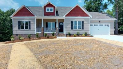 Goldsboro Single Family Home For Sale: 407 Tommys Rd
