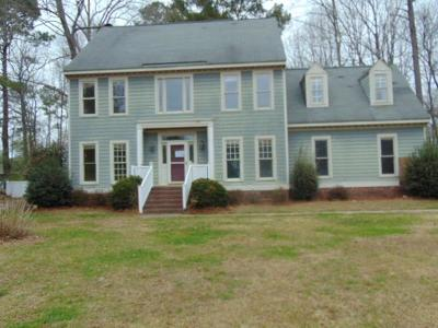 Goldsboro Single Family Home For Sale: 102 Tall Pines Pl