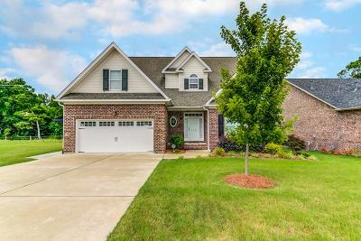 Johnston County Single Family Home For Sale: 115 Colonade Court