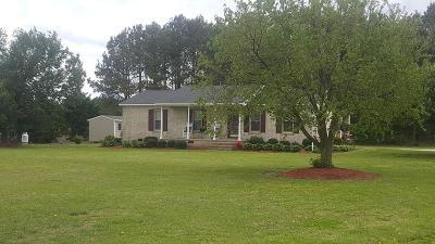 La Grange Single Family Home For Sale: 1542 Arba Jason Rd