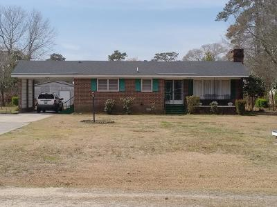 Goldsboro Single Family Home For Sale: 606 Longleaf Avenue