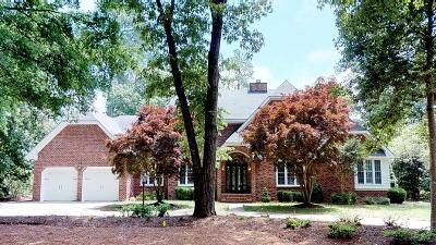 Goldsboro Single Family Home For Sale: 98 Wackena Point