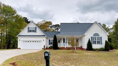 La Grange Single Family Home For Sale: 407 Grace's Farm Rd