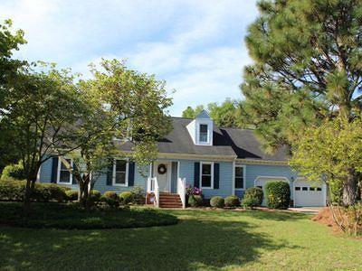 Goldsboro Single Family Home For Sale: 115 N Marion Dr