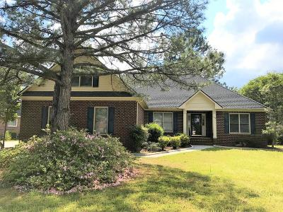 Goldsboro Single Family Home For Sale: 106 Powers Ct