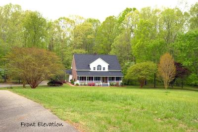 Johnston County Single Family Home For Sale: 480 Lake Eva Marie