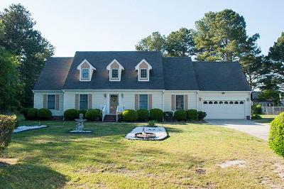 Goldsboro Single Family Home For Sale: 110 Woods Mill Road