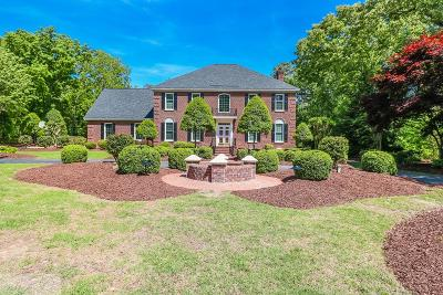 Goldsboro Single Family Home For Sale: 524 Mill Rd