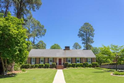 Goldsboro Single Family Home For Sale: 106 Pineridge Ln
