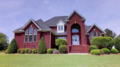 Goldsboro Single Family Home For Sale: 2701 Isaac Drive