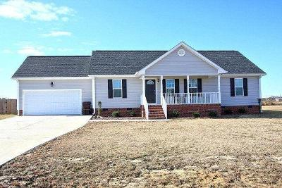 Pikeville NC Single Family Home For Sale: $159,900