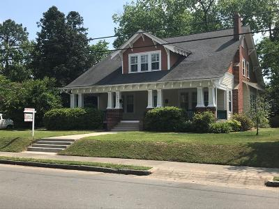 Mt Olive Single Family Home For Sale: 211 W James St.