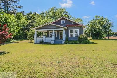 Goldsboro Single Family Home For Sale: 3223 Hwy 117 Alt