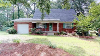 Goldsboro Single Family Home For Sale: 1702 Salem Church Road