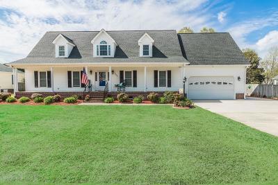 Goldsboro Single Family Home For Sale: 102 Lane Ridge Dr