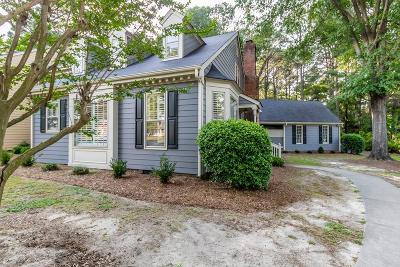Goldsboro Townhouse For Sale: 835 N Spence
