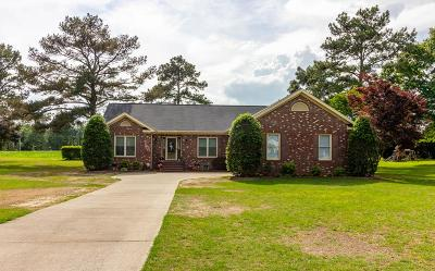 Goldsboro Single Family Home For Sale: 107 Mourning Dove Lane