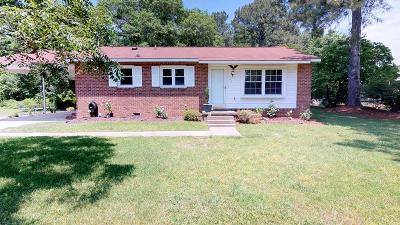 Goldsboro Single Family Home For Sale: 123 Daleview