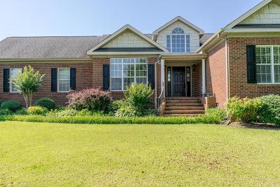Goldsboro Single Family Home For Sale: 101 Grey Fox