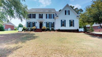Goldsboro Single Family Home For Sale: 2703 Isaac Drive