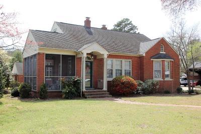 Goldsboro Single Family Home For Sale: 1100 E Mulberry