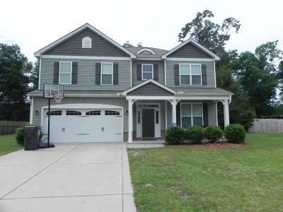 Goldsboro Single Family Home For Sale: 101 W Berkshire Court