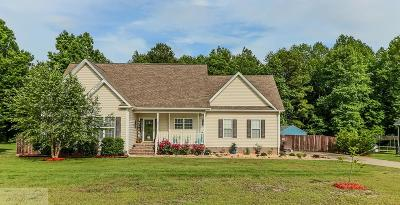 Princeton Single Family Home For Sale: 202 Wakefield Drive