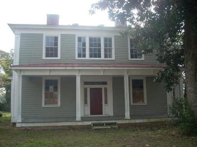 Goldsboro Single Family Home For Sale: 314 S William St