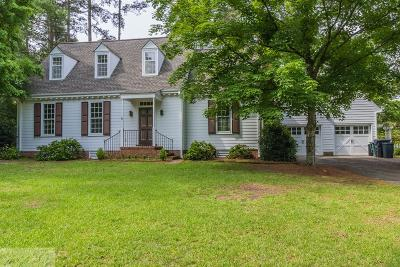 Goldsboro Single Family Home For Sale: 2501 Pine Needles Road