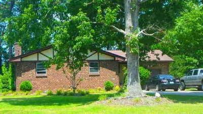 Goldsboro Single Family Home For Sale: 201 Corral Drive