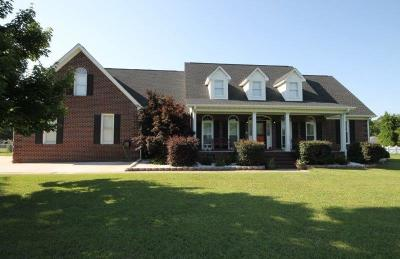 Goldsboro Single Family Home For Sale: 105 E April Lane